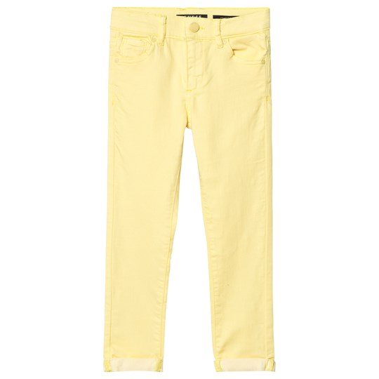 Guess Yellow Skinny Jeans G211