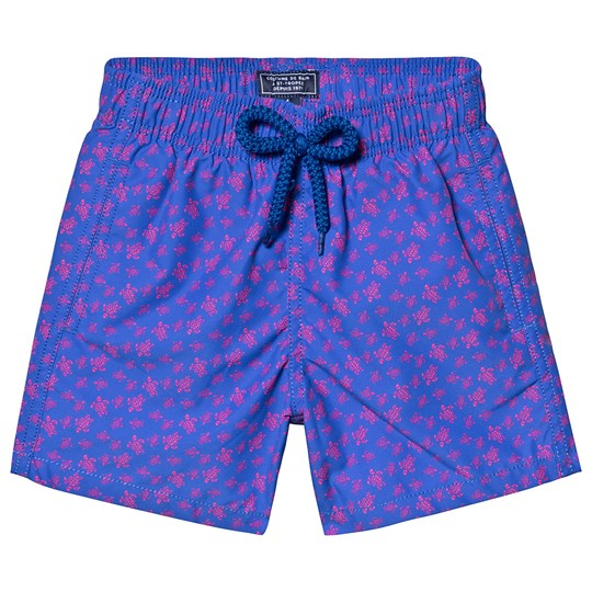 Vilebrequin Purple Mini Turtle Swim Shorts 314