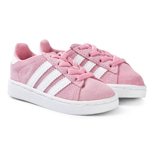 adidas Originals Pale Pink Campus Sneakers light pink/ftwr white/ftwr white