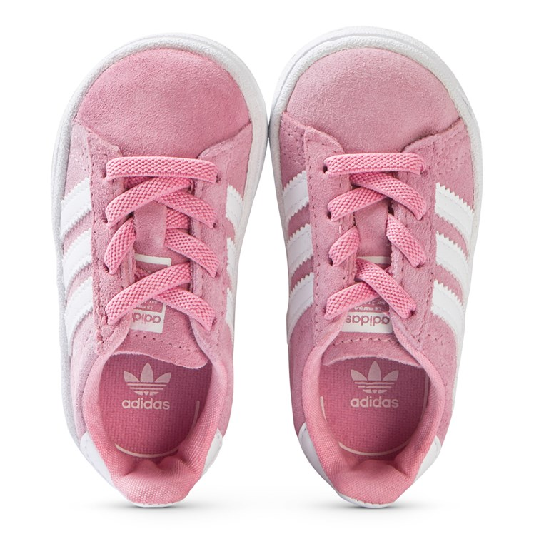 adidas Originals Campus Joggesko Pale Pink Babyshop.no