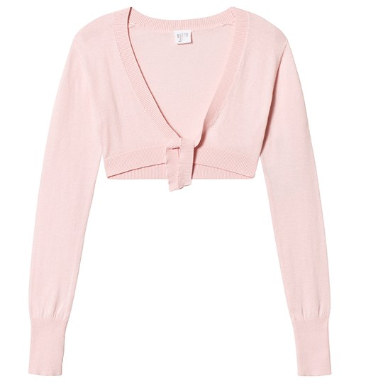 Bloch Pink Willa Bow Back Knit Top CDP