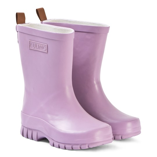 Kuling Caracas Rubber Boots Lavender Lilac