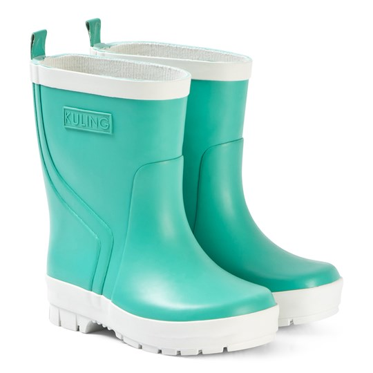 Kuling Coventry Rubber Boots Spring Green