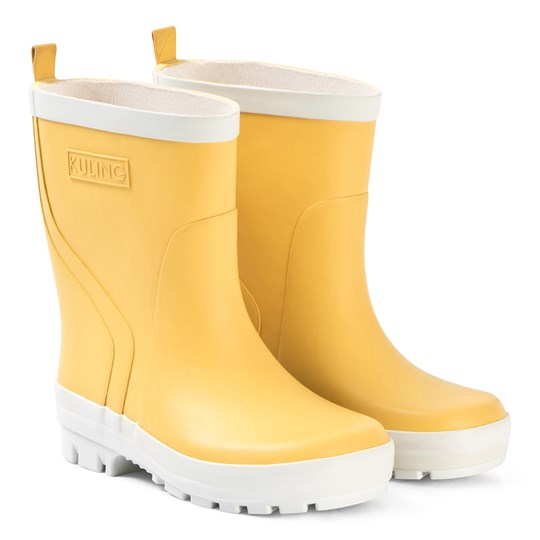 Kuling Coventry Rubber Boots Sunshine Yellow