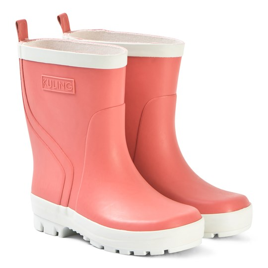 Kuling Coventry Rubber Boots Rocky Red