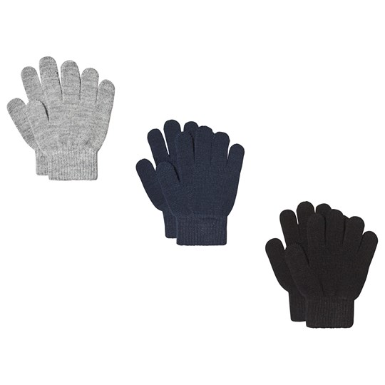 Kuling Three Pack Magic Gloves Classic Navy