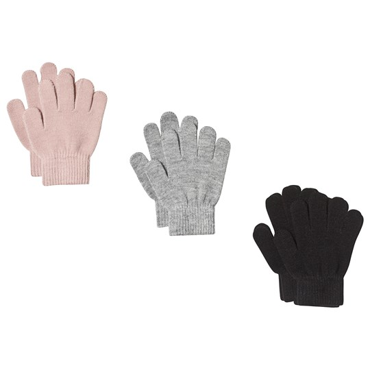 Kuling Three Pack Magic Gloves Woody Pink