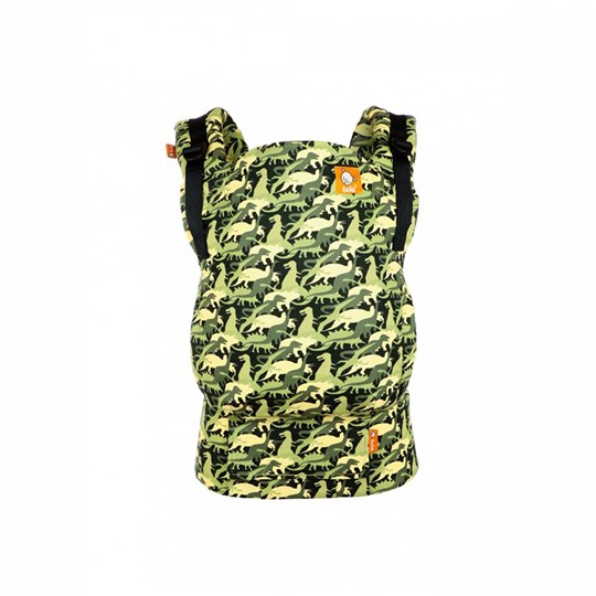 Baby Tula Toddler Carrier Camosaur Grøn
