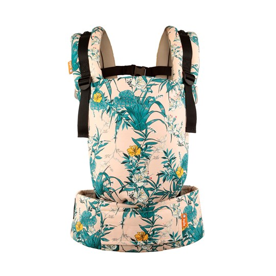 Baby Tula Free-to-Grow Baby Carrier Lanai Mönstrad