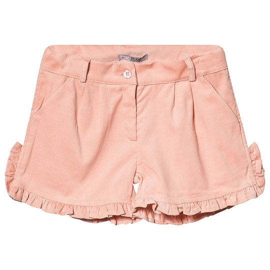 Dr Kid Corduroy Frill Side Shorts Rosa 260