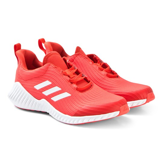 adidas Performance FortaRun AC Junior Sneakers Röd HI-RES RED S18/ftwr white/HI-RES RED S18