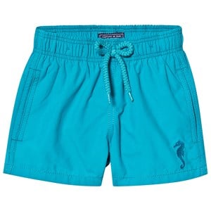 Image of Vilebrequin Blue Water Reactive Swim Shorts 10 years (3125238619)