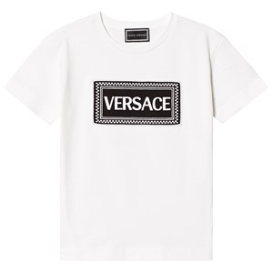 Image of Versace White Branded Tee 5 years (3125296065)
