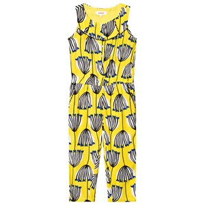 Image of Catimini Floral Jumpsuit Yellow 5 years (1289440)