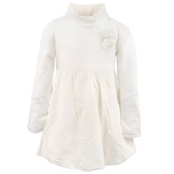 Guess LS Dress Whipped Cream
