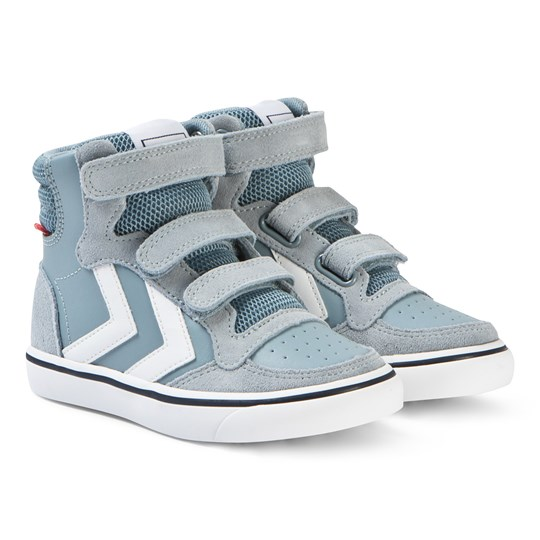 Hummel Stadil High Top Junior Sneakers Arona