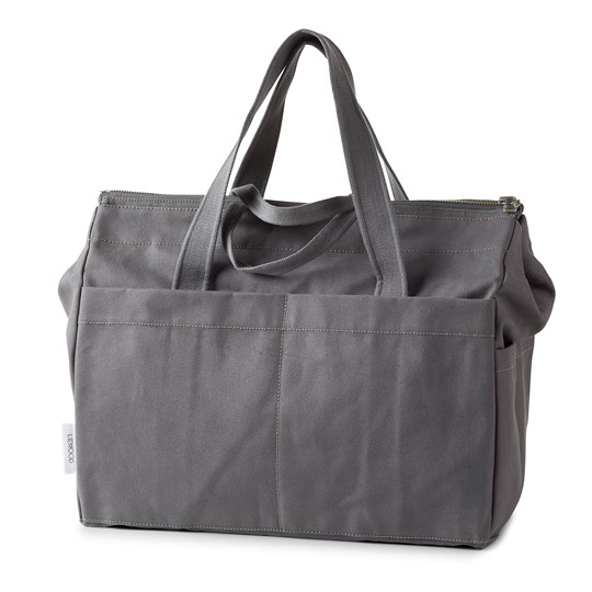 Liewood Melvin Changing Bag Stone Grey stone grey
