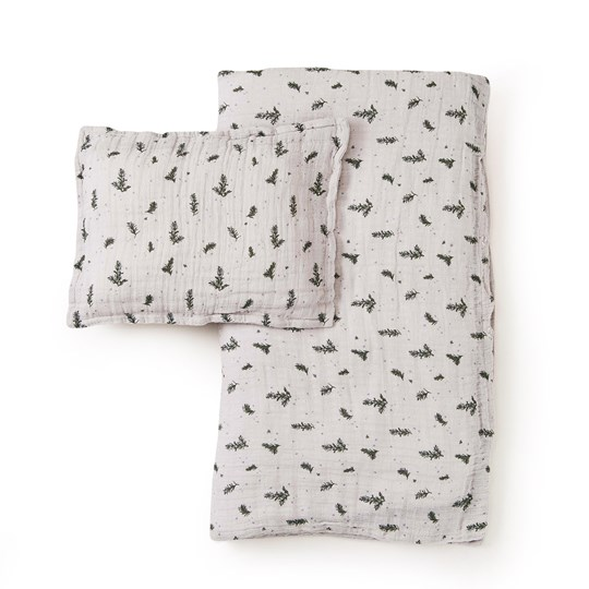 garbo&friends Rosemary Muslin Junior Bed Set Multi