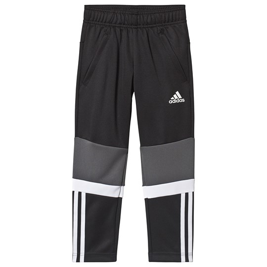 adidas Performance Black Branded Track Pants black/GREY TWO F17/white