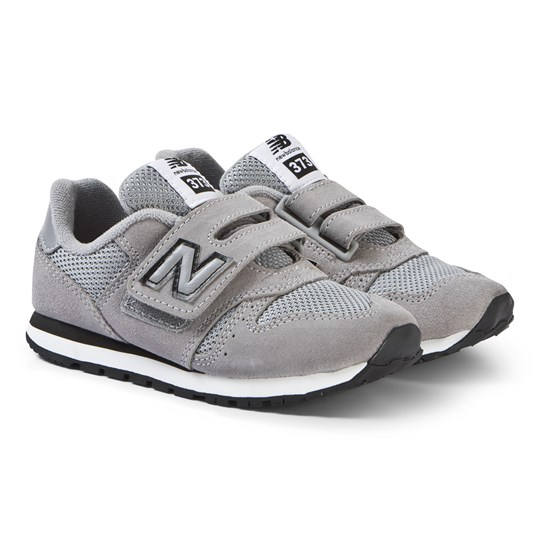 New Balance Grey Velcro Sneakers GREY (030)