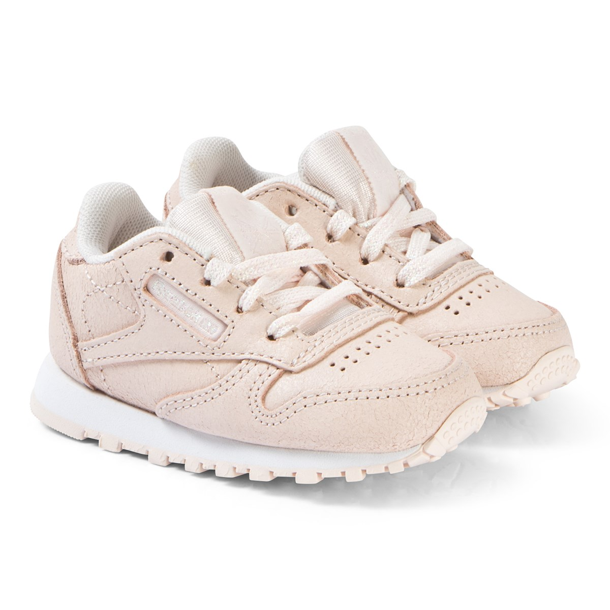 Pale Pink Classic Infant Sneakers