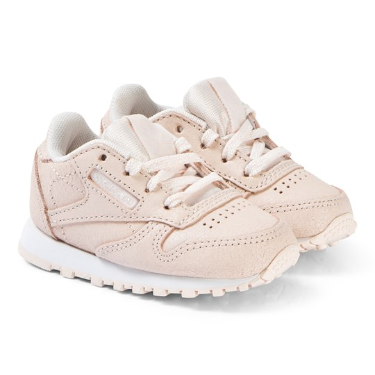 Reebok Pale Pink Classic Infant Sneakers MTL-PALE PINK/WHITE