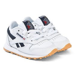 Reebok White Classic Infant Sneakers