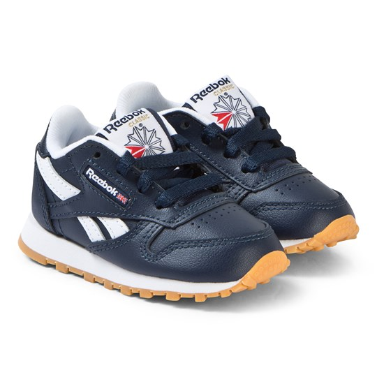Reebok Navy Classic Infant Sneakers COLLEGIATE NAVY/WHITE/GUM