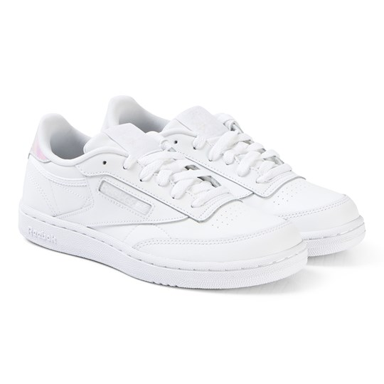 Reebok White Club C Junior Sneakers White