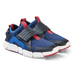Image of Geox Blue Flexyper Sneakers 28 (UK 10) (3125238837)