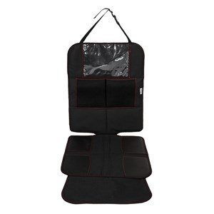 Bilde av Axkid Delux Seat Protection Black One Size