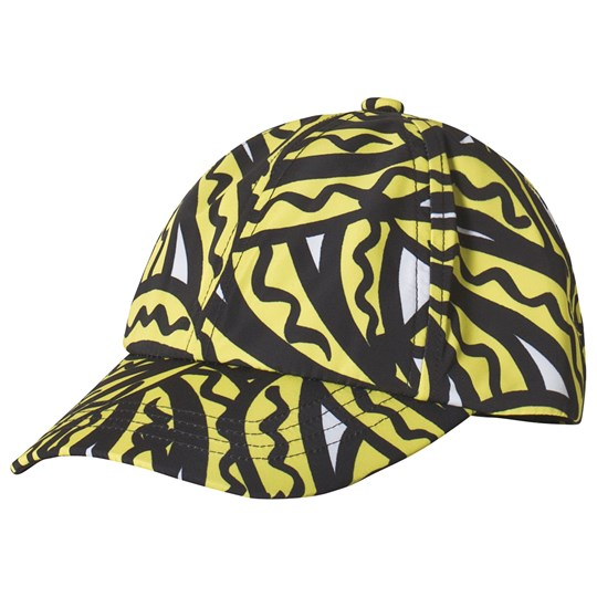 Stella McCartney Kids Yellow Bananas Print Baseball Cap 7340 - Bananas Aop