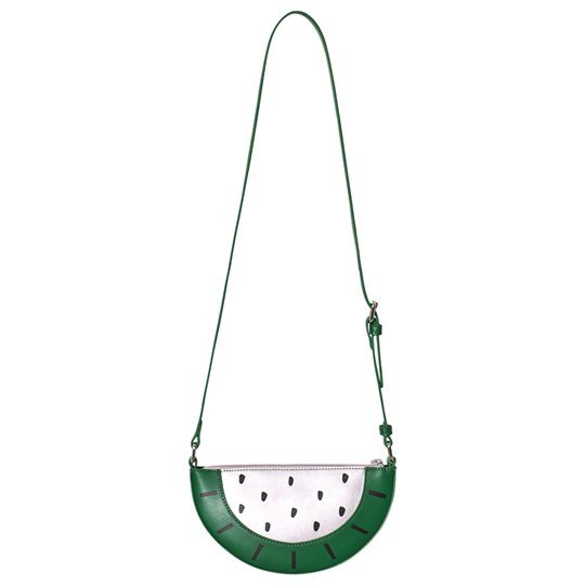 Stella McCartney Kids Watermelon Metallic Bag 3741 - Palm Green