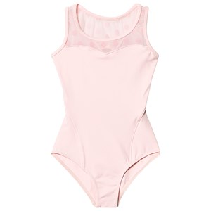 Image of Mirella Pink Polka Dot Leotard 12 years (3125306035)
