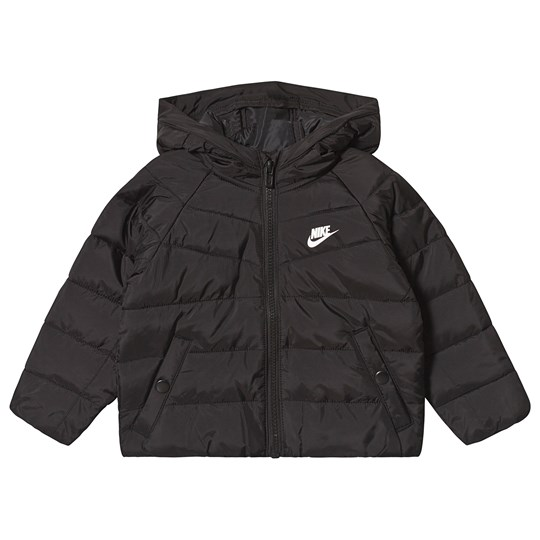 NIKE Black Padded Jacket 023