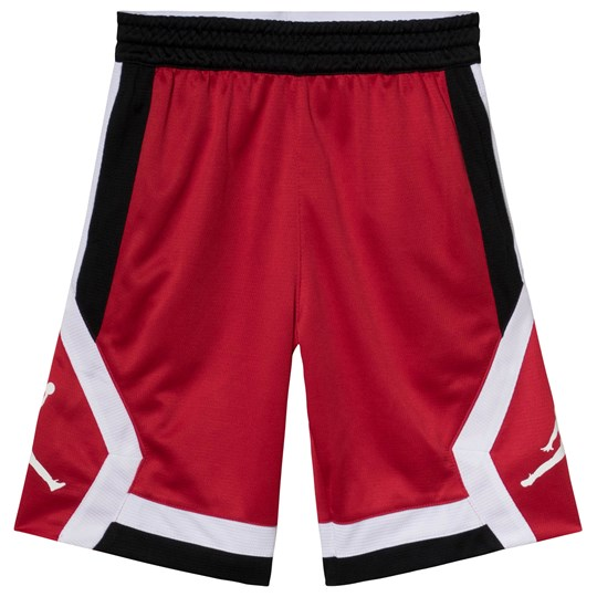 Air Jordan Red Rise Dri Fit Sport Shorts R78 GYM RED