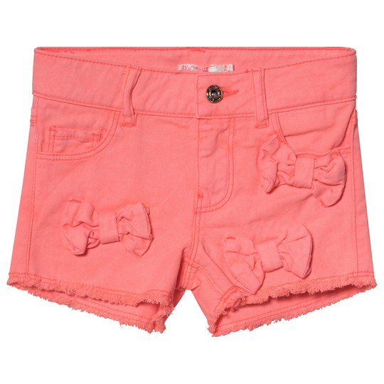 Billieblush Hot Pink Shorts with Bow Details 499