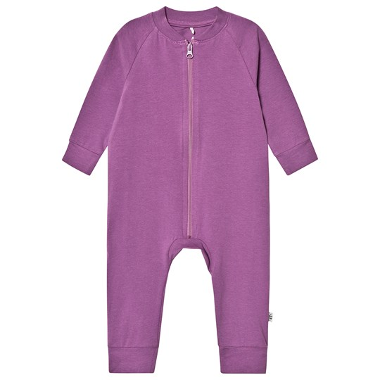 A Happy Brand Baby Bodysuit Lila