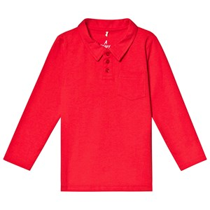 Image of A Happy Brand Polo Shirt Red 110/116 cm (1209190)