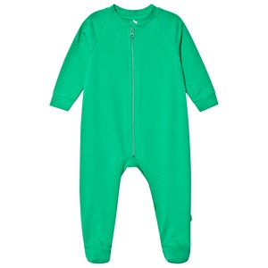 Image of A Happy Brand Footed Baby Body Green 86/92 cm (1208721)
