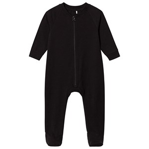 Image of A Happy Brand Footed Baby Body Black 62/68 cm (1208743)