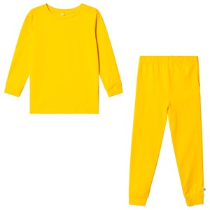 Image of A Happy Brand PJ Set Yellow 110/116 cm (3125290979)