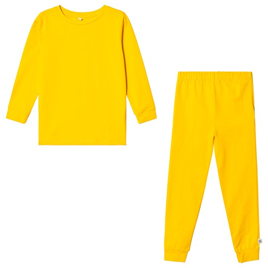 A Happy Brand PJ Set Yellow