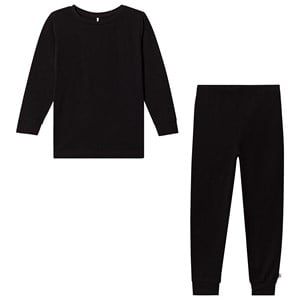 Image of A Happy Brand PJ Set Black 110/116 cm (3125291071)
