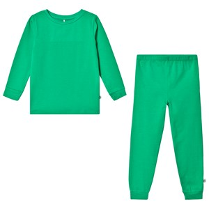Image of A Happy Brand PJ Set Green 110/116 cm (3125290925)