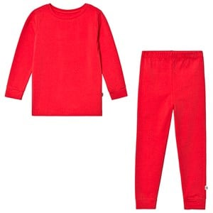 Image of A Happy Brand PJ Set Red 122/128 cm (1209436)