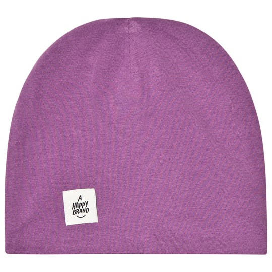 A Happy Brand Hat Purple