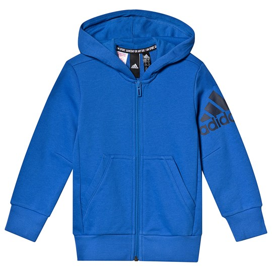 adidas Performance Royal Blue Hoodie blue/collegiate navy
