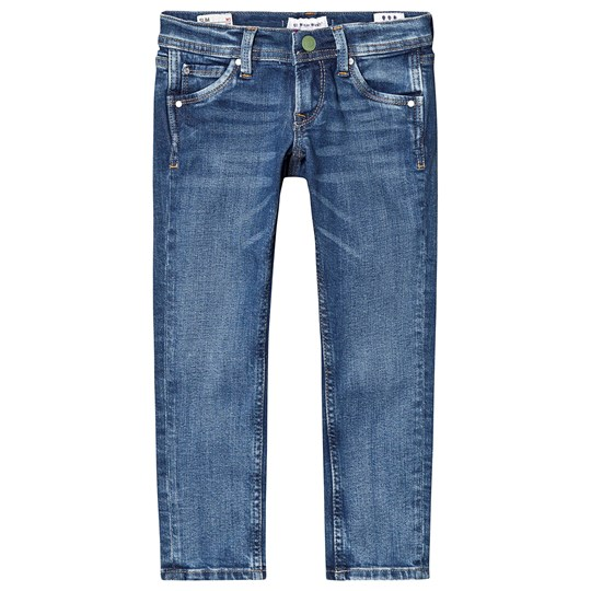 Pepe Jeans Blue Wiser Wash Cashed Jeans 000´