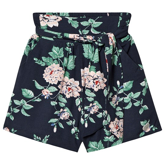Pepe Jeans Navy Lulu Floral Shorts 0AA